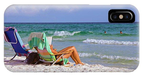 The Emerald Coast IPhone Case