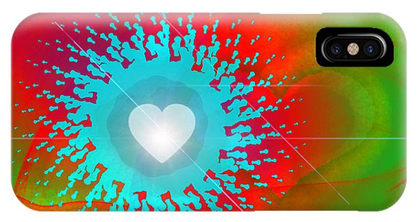 The Emergence Of Love IPhone Case