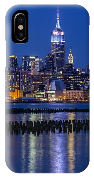 The Empire State Building Pastels Esb IPhone Case