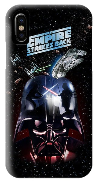 The Empire Strikes Back Phone Case IPhone Case