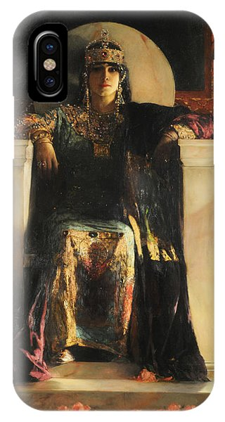 The Empress Theodora IPhone Case
