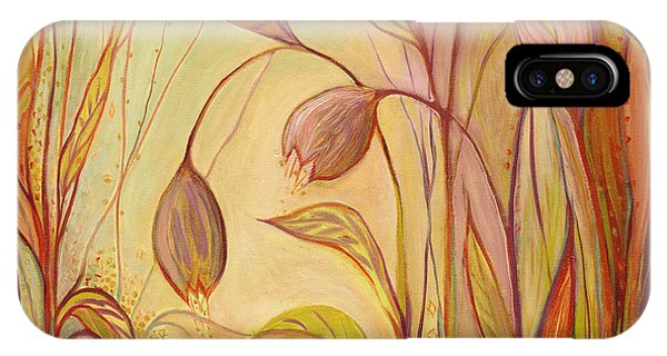 Lilly iPhone Case - The Enchantment by Jennifer Lommers