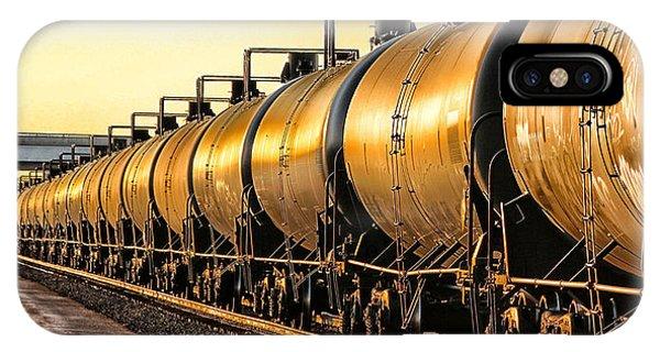 The Ethanol Train IPhone Case
