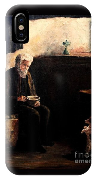 The Evening Meal IPhone Case