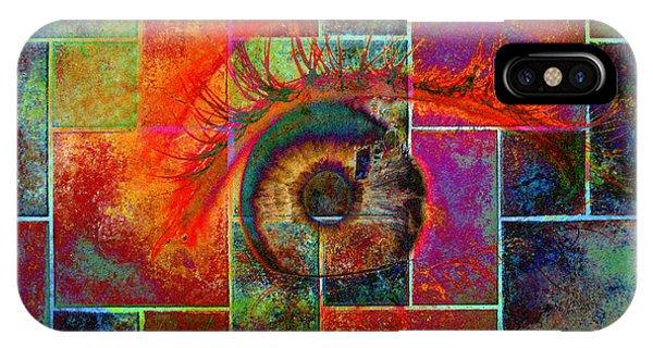 The Eye IPhone Case