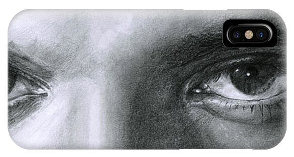 The Eyes Of The King IPhone Case