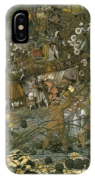 The Fairy Feller Master Stroke IPhone Case