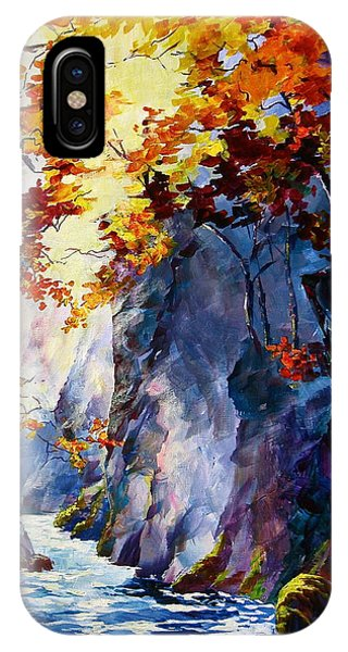 The Fairy Glen IPhone Case