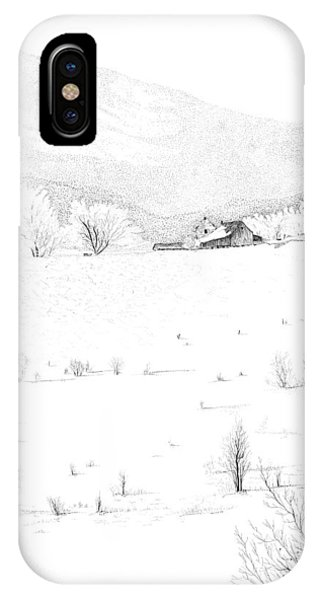 The Farm IPhone Case