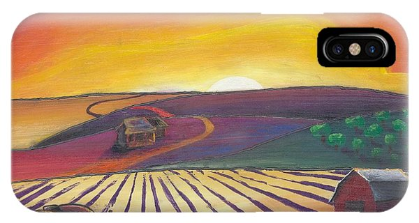'the Farm' IPhone Case