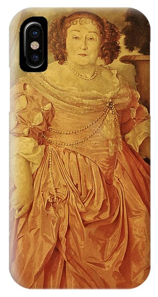 The Fat Lady IPhone Case