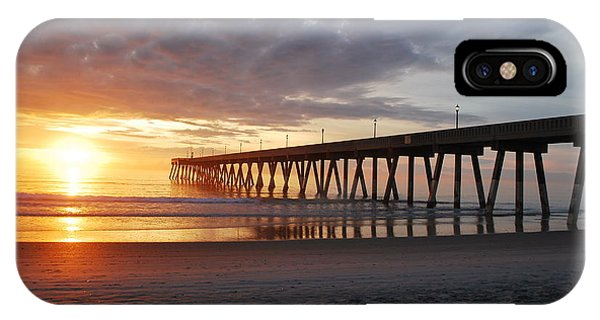 The First Sunrise IPhone Case