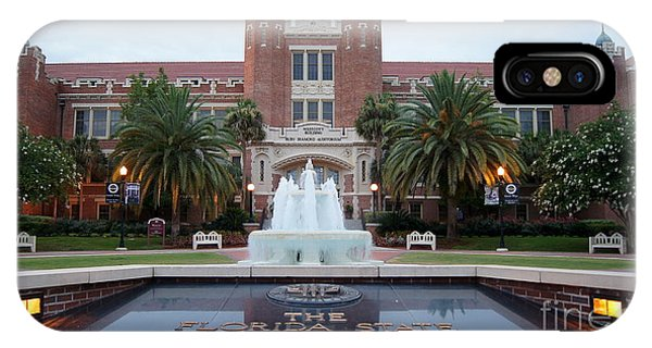 The Florida State University IPhone Case