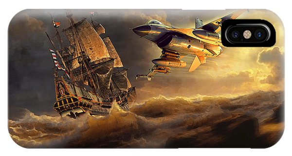 The Flying Dutchman Part One IPhone Case