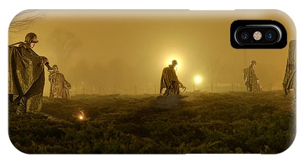 The Fog Of War #1 IPhone Case