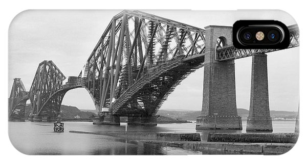 Trestle iPhone Case - The Forth II by Mike McGlothlen