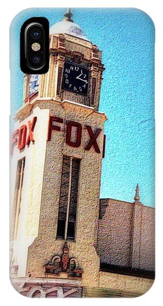 The Fox IPhone Case