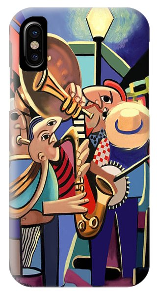 The French Quarter IPhone Case