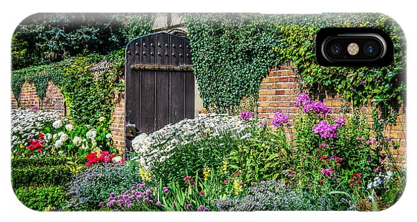 The Garden Gate IPhone Case