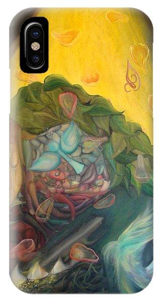 The Garden Of Eden IPhone Case