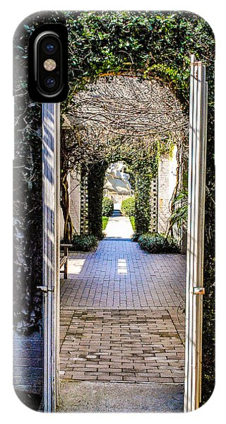 iPhone Case - The Gates by George Fredericks
