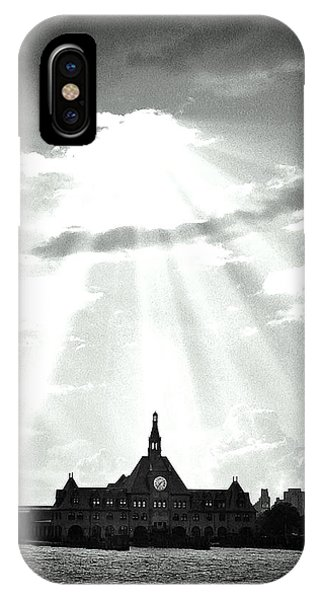 The Gateway Of Generations IPhone Case