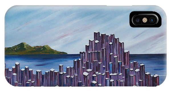 The Giant's Causeway IPhone Case
