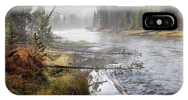The Gibbon's Inviting Waters  IPhone Case