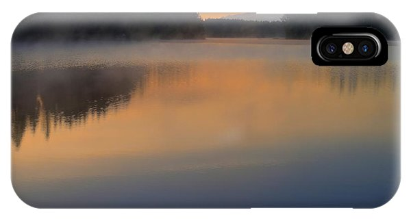 The Glow At Dawn IPhone Case