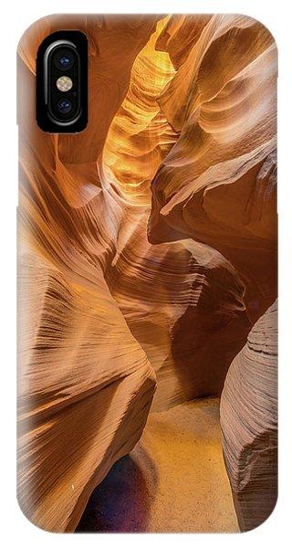 Sandstone iPhone Case - The Golden Passage Way by Jeffrey C. Sink