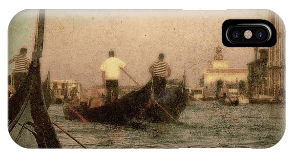 The Gondoliers IPhone Case