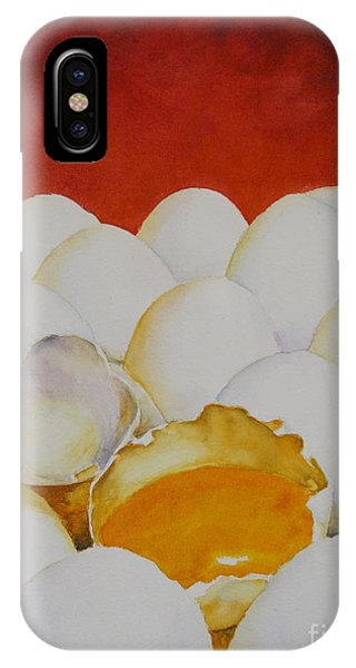 The Good Egg IPhone Case