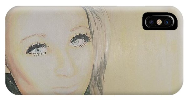 The Good Sister IPhone Case
