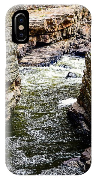 iPhone Case - The Gorge by George Fredericks
