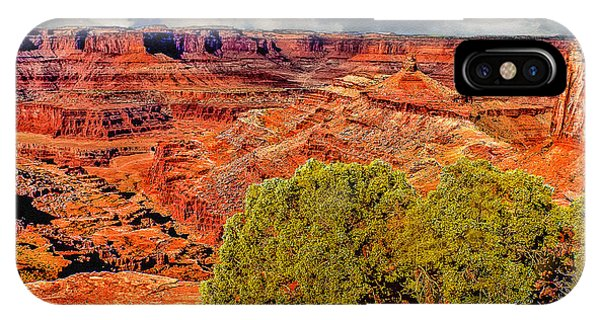 The Grand Canyon Dead Horse Point IPhone Case