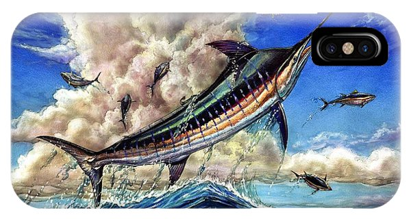 The Grand Challenge  Marlin IPhone Case