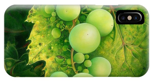 The Grapes IPhone Case