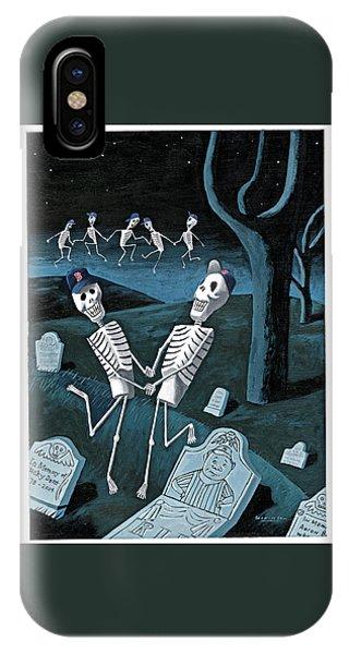 The Grateful Dead IPhone Case