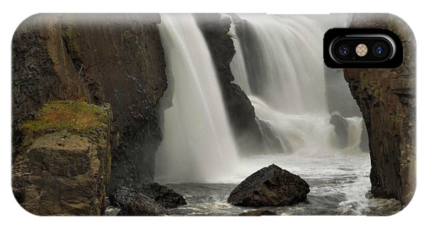 The Great Falls IPhone Case