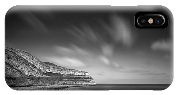 Serpent iPhone Case - The Great Orme by Dave Bowman