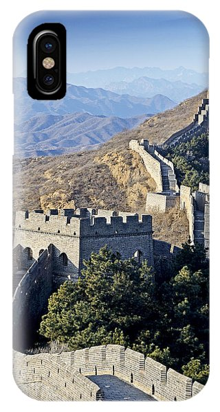 The Great Wall Of China IPhone Case