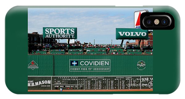 The Green Monster 99 IPhone Case