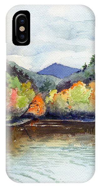 The Greenbriar River IPhone Case