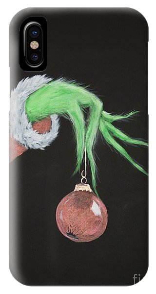 The Grinch IPhone Case