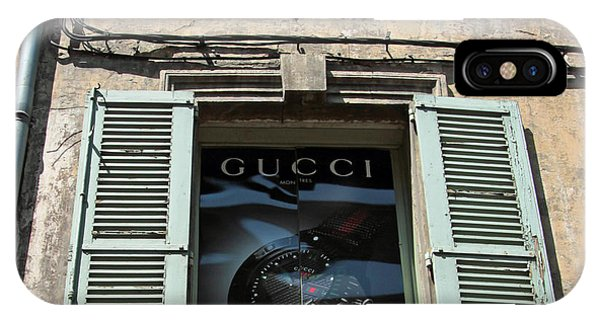 The Gucci Window IPhone Case