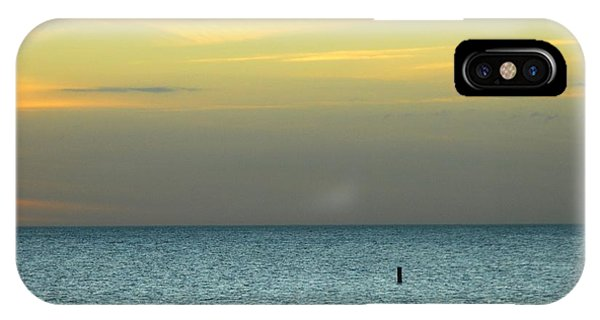 The Gulf Of Mexico IPhone Case