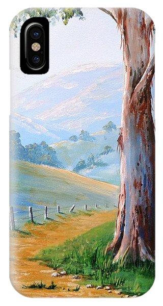 The Gum Tree IPhone Case