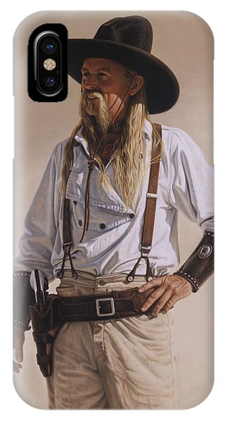 The Gunslinger IPhone Case