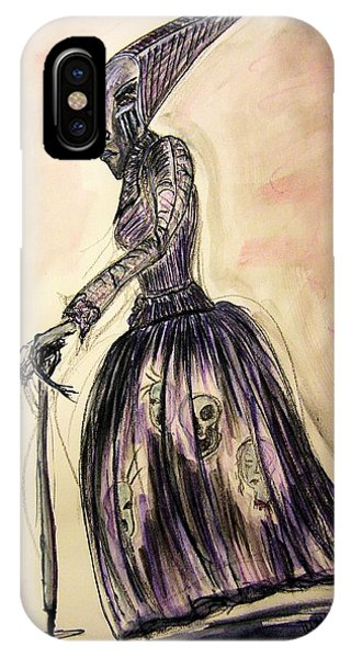 The Hag IPhone Case