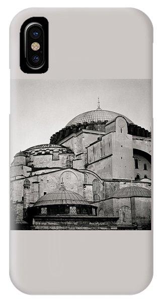 The Hagia Sophia IPhone Case